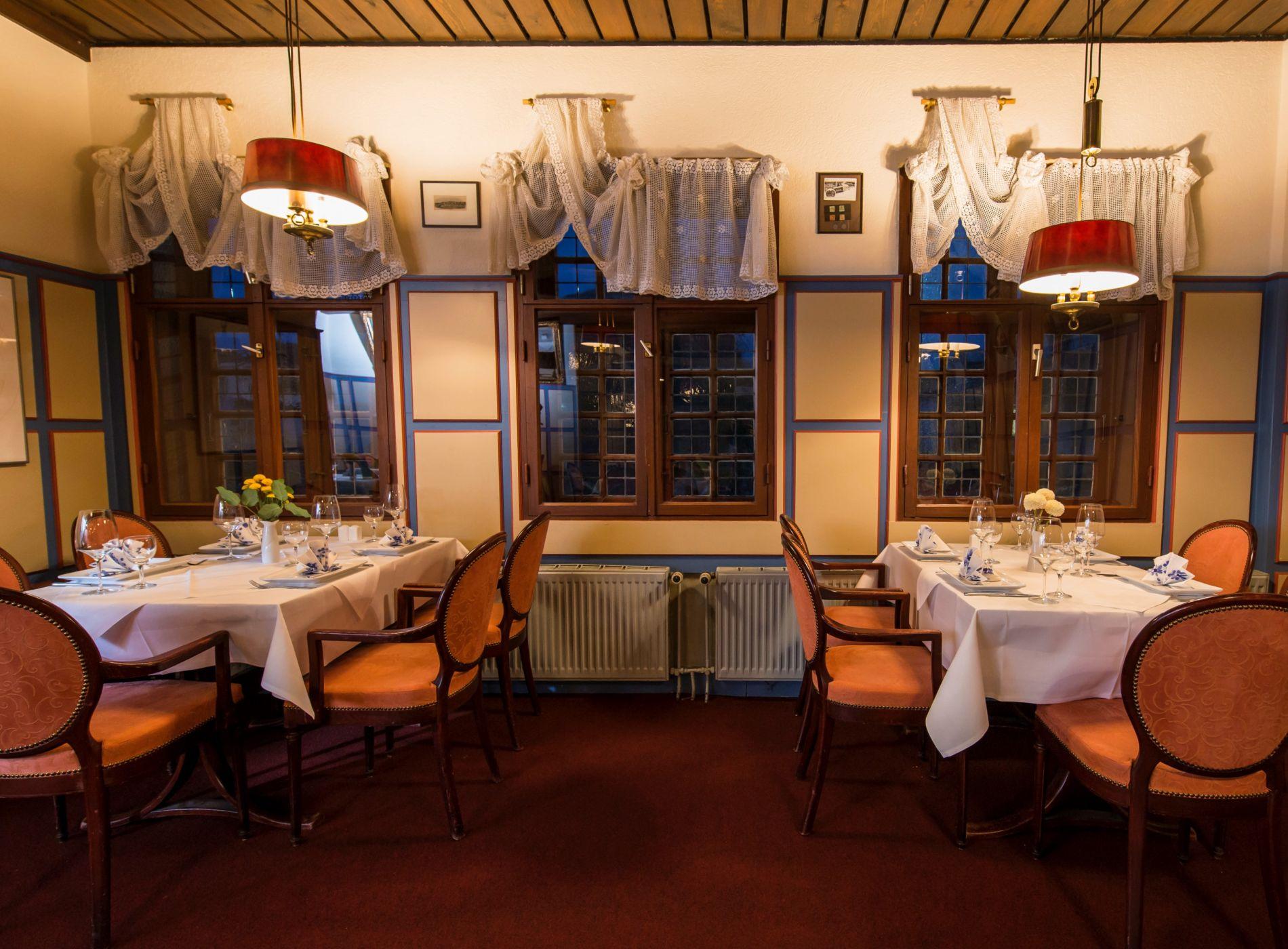 Hotel & Restaurant zur alten Post Büsum - Ambiente